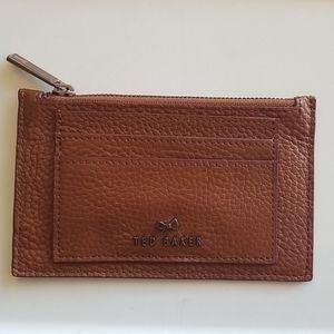 Ted Baker Yarro Leather Card Holder